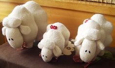 ! *Prática e Criativa* !: Ovelhinhas (molde)