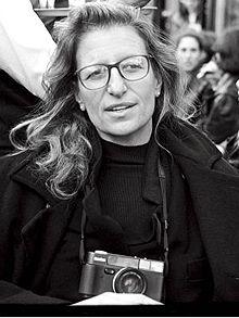 Annie Liebovitz, famous portrait photographer: raised in Maryland