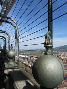 Mole Antonelliana View, Turin, Italy