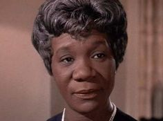 Beah Richards (1924-2000) was an actress and writer who became best known for strong female portrayals. She was able to bring strength, integrity, and wisdom to her characterizations, and in addition to being an actress, was a talented playwright.