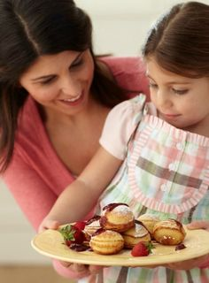 Fun Ways Kids Can Cook for Mom