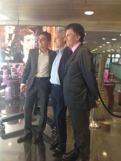 #MOE3ANS : Mohamed Kaci, Yves Bigot et Jack Lang réunis à l'Institut du Monde Arabe pour célébrer les 3 ans du magazine Maghreb-Orient Express.