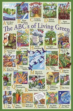 LIVE GREEN!