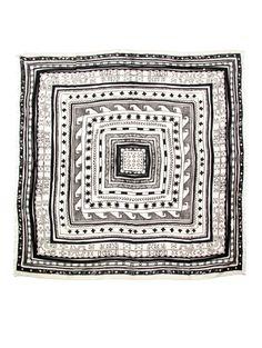 Mara Hoffman scarf