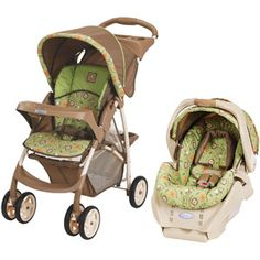 Lion King Stroller And Carseat
