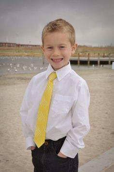 etsi find, etsi stuff, neck ties, yellow, little boys, 1250