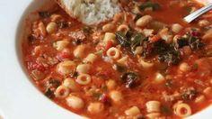 How to Make Minestrone Soup Allrecipes.com