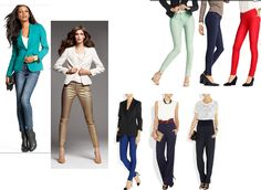 HOW TO DRESS FOR YOUR BODY SHAPE- RECTANGLE