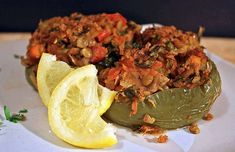 Stuffed Peppers is a very popular Albanian dish. They cook it in such a great way, that no tourist that comes to Albania should miss it out! http://www.outdooralbania.com