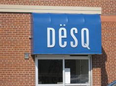 """Dësq Solutions, St. Louis Park, MN. Office furniture and """"storganization"""" (honestly, that's what it says)."""