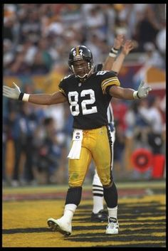 Yancey Thigpen - Pittsburgh Steelers