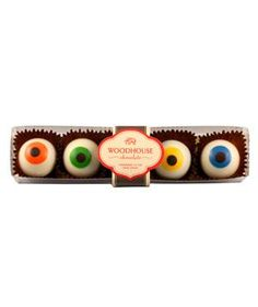 holiday, chocolates, chocol eyebal, chocol chip, halloween treats
