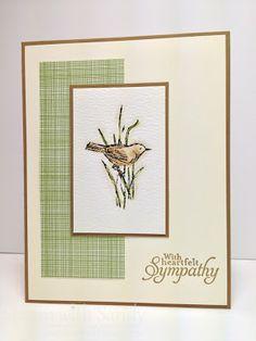 stamp sets, card idea, sympathy cards, su simpli, layout, simply sketched, sympathi card, paper crafts, simpli sketch