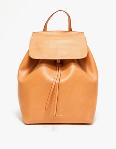 Mansur Gavriel / Backpack Cammello/Antico