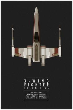 X-Wing Fighter by WeaponIX.deviantart.com on @deviantART