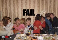 Party fail