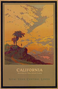 travel posters, tomboy style