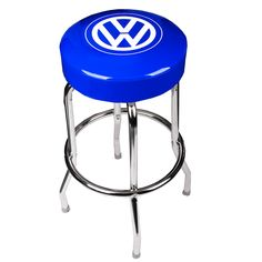 VW may be German, but their bar stools are proudly manufactured in Chicago.  Get one for yourself only $129.95.