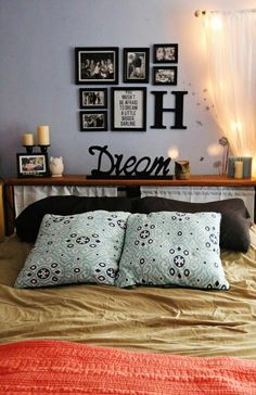 Bedroom makeover on a budget - where to buy everything, how to use what you have, what to look for. Awesome!