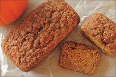 ATK pumpkin bread