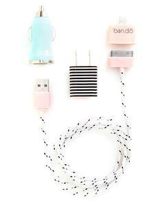 Ban.do Power Trip power charging kit |Cool Mom Tech