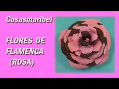▶ Flor de flamenca,Rosa - YouTube
