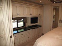 Unique interior colors... 2006 Travel Supreme Select 45 DL24-Class A RV-Denver, CO-RVSearch.com