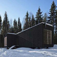 Architect Visit: Four-Cornered Villa by Avanto Architects : Remodelista