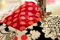 free-motion quilting tutorial