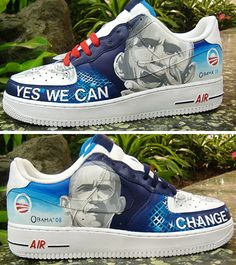 Obama sneakers