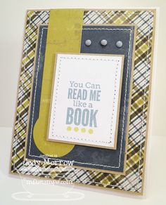 stamp sets, bookmark duo