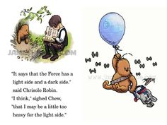 James Hance: Wookie the Chew: The House at Chew Corner.