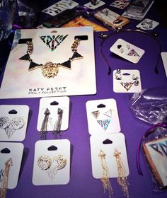 Someone is getting PRISMatic ready for Katy Perry! #KatyPerryPRISMCollection