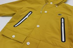 Lacoste Live Yellow Parka