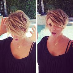 In love with this haircut!