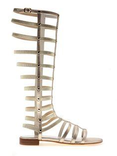 Shop STUART WEITZMAN Gladiator Sandal from Farfetch sandal style, gladiators, summer sandals, fashion, weitzman gladiat, gladiat sandal, stuart weitzman, gladiator sandals, shoe