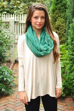 Tique Tunic in Ivory - $32.50