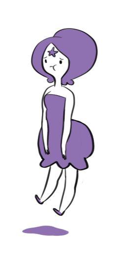 Smooth Lumpy Space Princess by Natasha Allegri