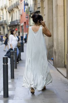 street style // Barcelona have to have something similar!