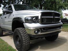 need fender flares for the cummins.