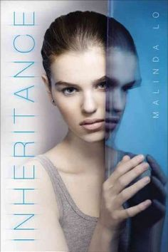 Inheritance by Malinda Lo - When teens Reese and David are kidnapped after revealing that they were adapted with alien DNA, Reese is forced to reconcile her new love for David, a human, with feelings for Amber, an Imrian, and make a world-changing choice.