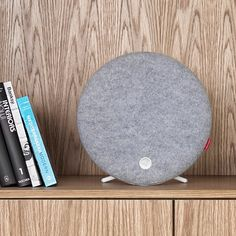 LIBRATONE LOOP– a portable speaker that can stream wirelessly through various technologies