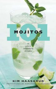 Giveaway: 101 Mojitos by Kim Haasarud [Expires 9.9.14] #giveaways
