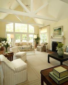 Soft color scheme interior design, wall decor, modern living rooms, hampton style, color schemes, soft colors, living room designs, beam, live room