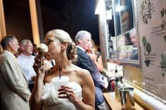 Food Trucks At Wedding