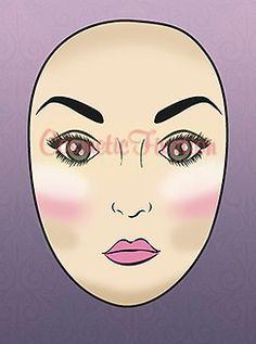 contour long face, contouring long face, face shape, contour longoblong