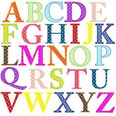 Public Domain Clip Art | Alphabet Letters Clip-art Free Stock Photo - Public Domain Pictures