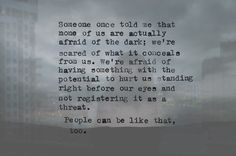 food for thought, i'm scared quotes, scared of the dark quotes, picture quotes, inspir
