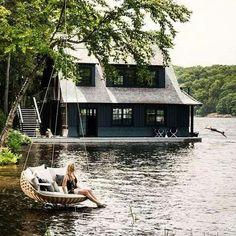Gorgeous lake house