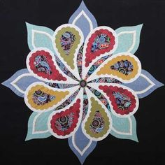 McCall's QDS™ 2012 Donna Moyer Aladdin's Window
